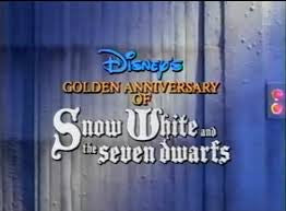 DISNEY'S GOLDEN ANNIVERSARY OF SNOW WHITE AND THE SEVEN DWARFS (NBC 5/22/87) - Rewatch Classic TV - 1