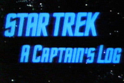 STAR TREK: A CAPTAIN'S LOG (CBS 11/30/94) - Rewatch Classic TV - 1