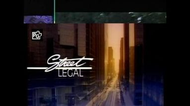 STREET LEGAL - THE COMPLETE SERIES (CBC 1986-1994)