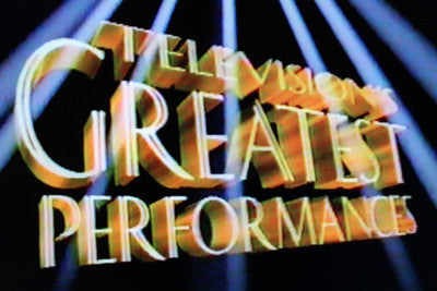 TELEVISION'S GREATEST PERFORMANCES (ABC 11/23/95) - Rewatch Classic TV - 1