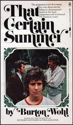 THAT CERTAIN SUMMER (ABC-TVM 11/1/72)
