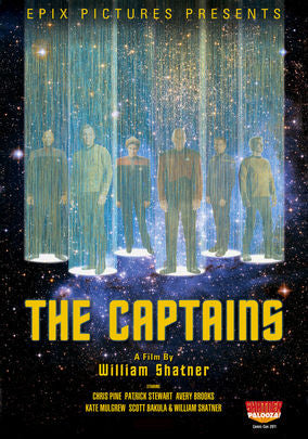 THE CAPTAINS (2011) - Rewatch Classic TV - 1
