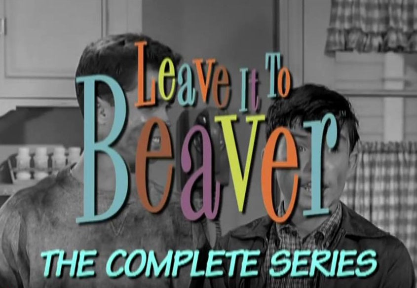 LEAVE IT TO BEAVER (CBS&ABC 1957-63)