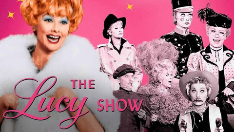 THE LUCY SHOW - THE COMPLETE SERIES (CBS 1962-1968)