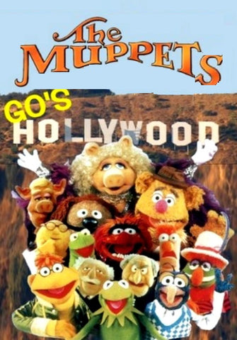 THE MUPPETS GO TO HOLLYWOOD (CBS 05/16/79)