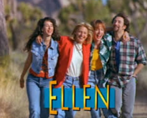 ELLEN – THE COMPLETE SITCOM (ABC 1994-98)
