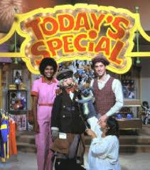 TODAY'S SPECIAL: THE COMPLETE SERIES (NICKELODEON 1981-87)