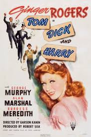 TOM DICK AND HARRY (1941) - Rewatch Classic TV - 1