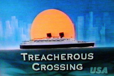 TREACHEROUS CROSSING (USA-TVM 4/8/92) - Rewatch Classic TV - 1