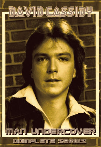 DAVID CASSIDY - MAN UNDER COVER (NBC 1978-79)