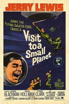 A VISIT TO A SMALL PLANET (MP 1960)