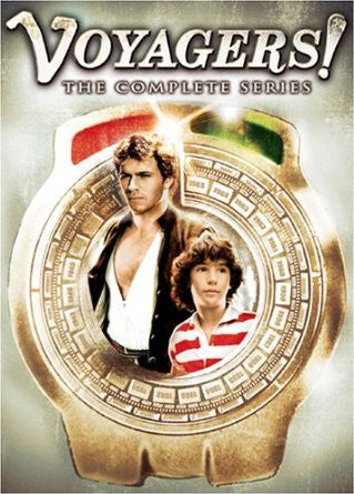 VOYAGERS - THE COMPLETE SERIES - Rewatch Classic TV