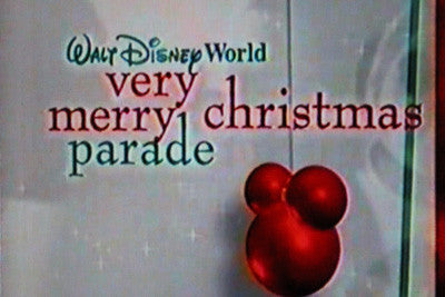 1999 WALT DISNEY WORLD VERY MERRY CHRISTMAS PARADE (ABC 12/25/99) - Rewatch Classic TV - 1