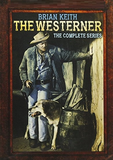 The Westerner, short-lived critically acclaimed NBC 1960's western created by the legendary director /screenwriter Sam Peckinpah. The series starred Brian Keith (Family Affair) and is available on DVD from RewatchClassicTV.com.