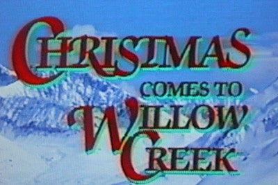 CHRISTMAS COMES TO WILLOW CREEK (CBS-TVM 12/20/87) - Rewatch Classic TV - 1
