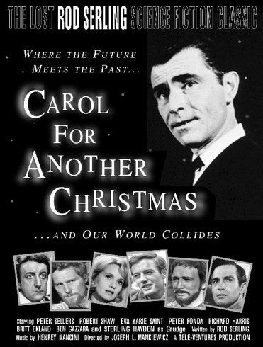 CAROL FOR ANOTHER CHRISTMAS (ABC 12/28/64)