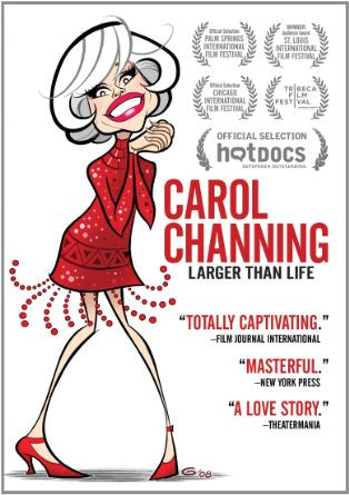 CAROL CHANNING: LARGER THAN LIFE  (2011) - Rewatch Classic TV - 1
