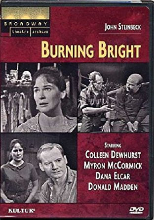 BURNING BRIGHT (10/26/59)