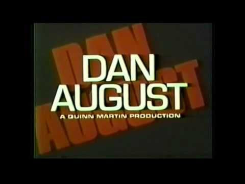DAN AUGUST (BURT REYNOLDS COMPLETE SERIES + PILOT MOVIE) (CBS 1970-71)