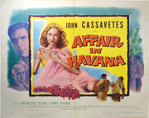 AFFAIR IN HAVANNA (1957)