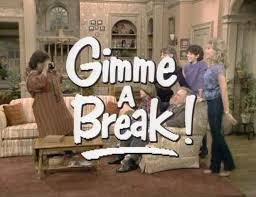 GIMME A BREAK! CHRISTMAS