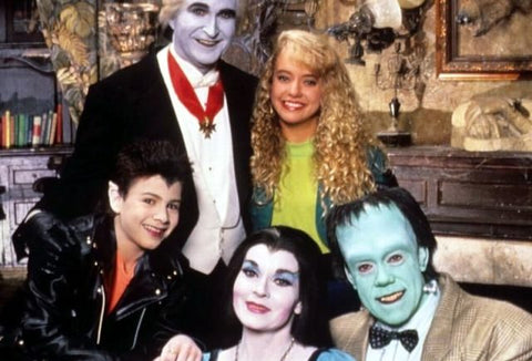 THE MUNSTERS TODAY – THE COMPLETE SERIES (1988-91) EXTREMLY RARE!!!