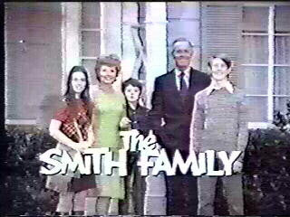 The Smith Family was a 1971-72 ABC comedy-drama starring Henry Fonda as a police detective in Los Angeles. The series centered on his family: wife Betty (Janet Blair) and their three children, 18-year-old Cindy (Darlene Carr), 15-year-old Bob (Ron Howard) and 7-year-old Brian (Michael-James Wixted). A single disc of five episodes is available from RewatchClassicTV.com.