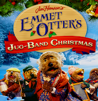 JIM HENSON'S EMMET OTTER'S JUG-BAND CHRISTMAS (CBC 12/4/77) + BONUS DISC - VERY RARE!!!