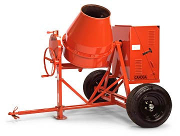Canoga 193 Concrete Mixer for rent in Los Angeles