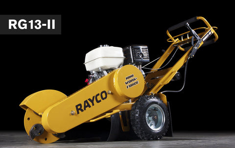 Rayco RG l3-ll Stump Grinder