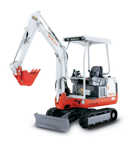 Takeuchi Compact Excavator TB016 for rent at Direct Rentals In Los Angeles