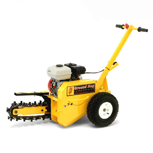 T-4 Trencher Ground Hog for rent at Direct Rentals in Los Angeles