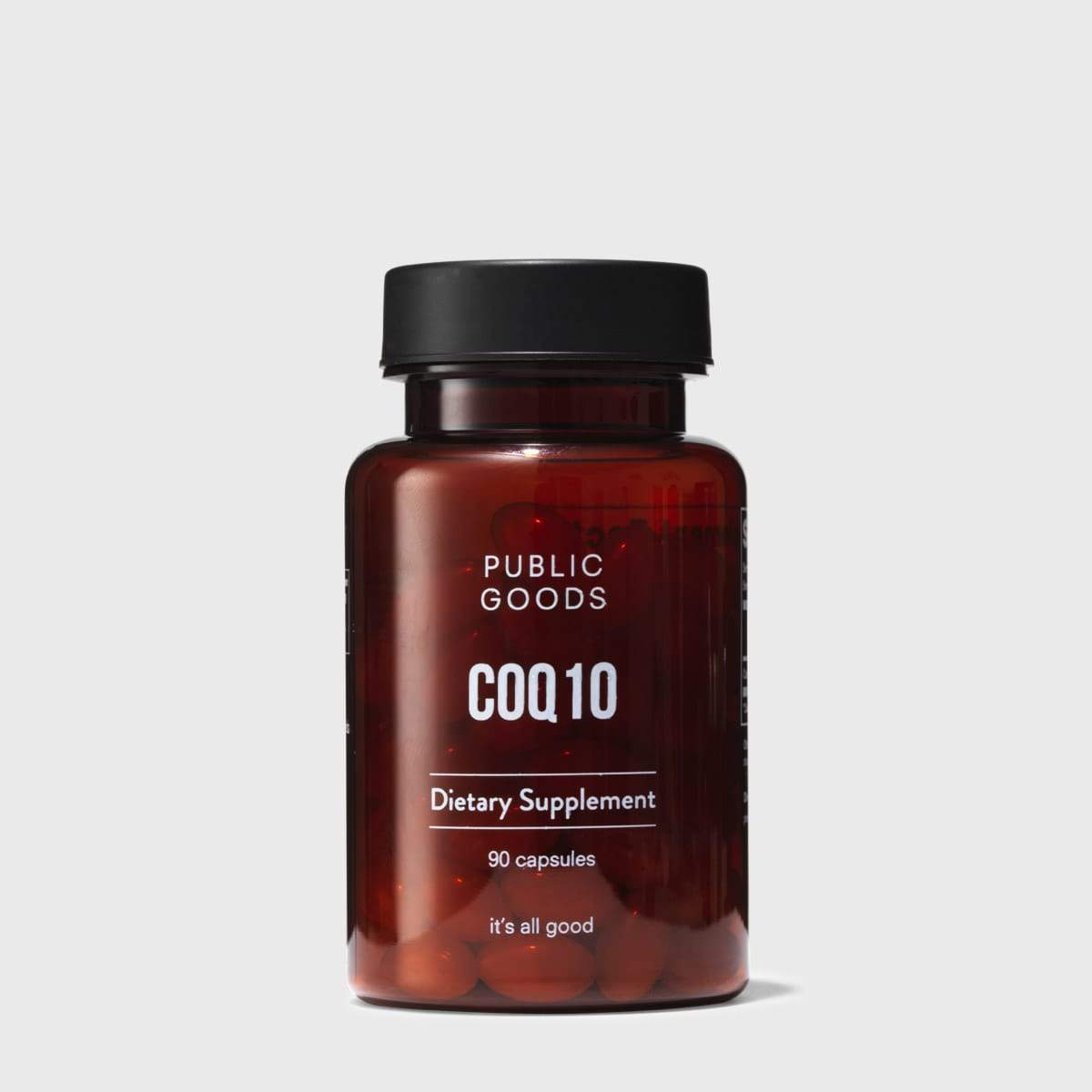 Public Goods Supplement CoQ10