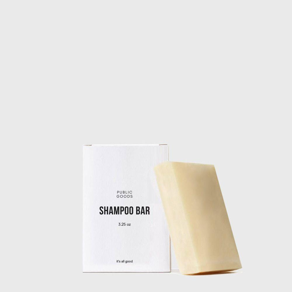 Public Goods Personal Care Shampoo Bar