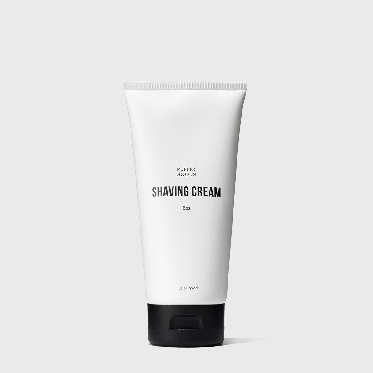 Shaving Cream 6 fl oz (Case of 40)