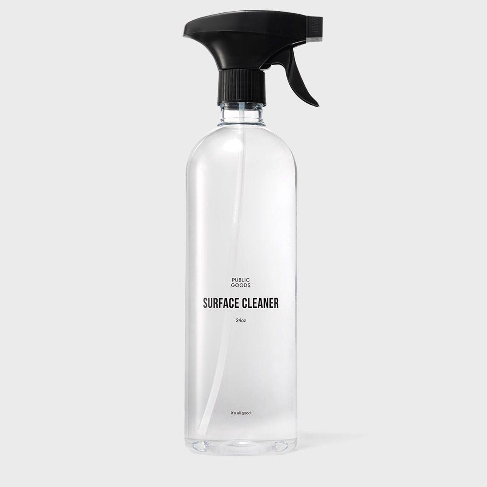 surface cleaner in 24 ounce spray bottle