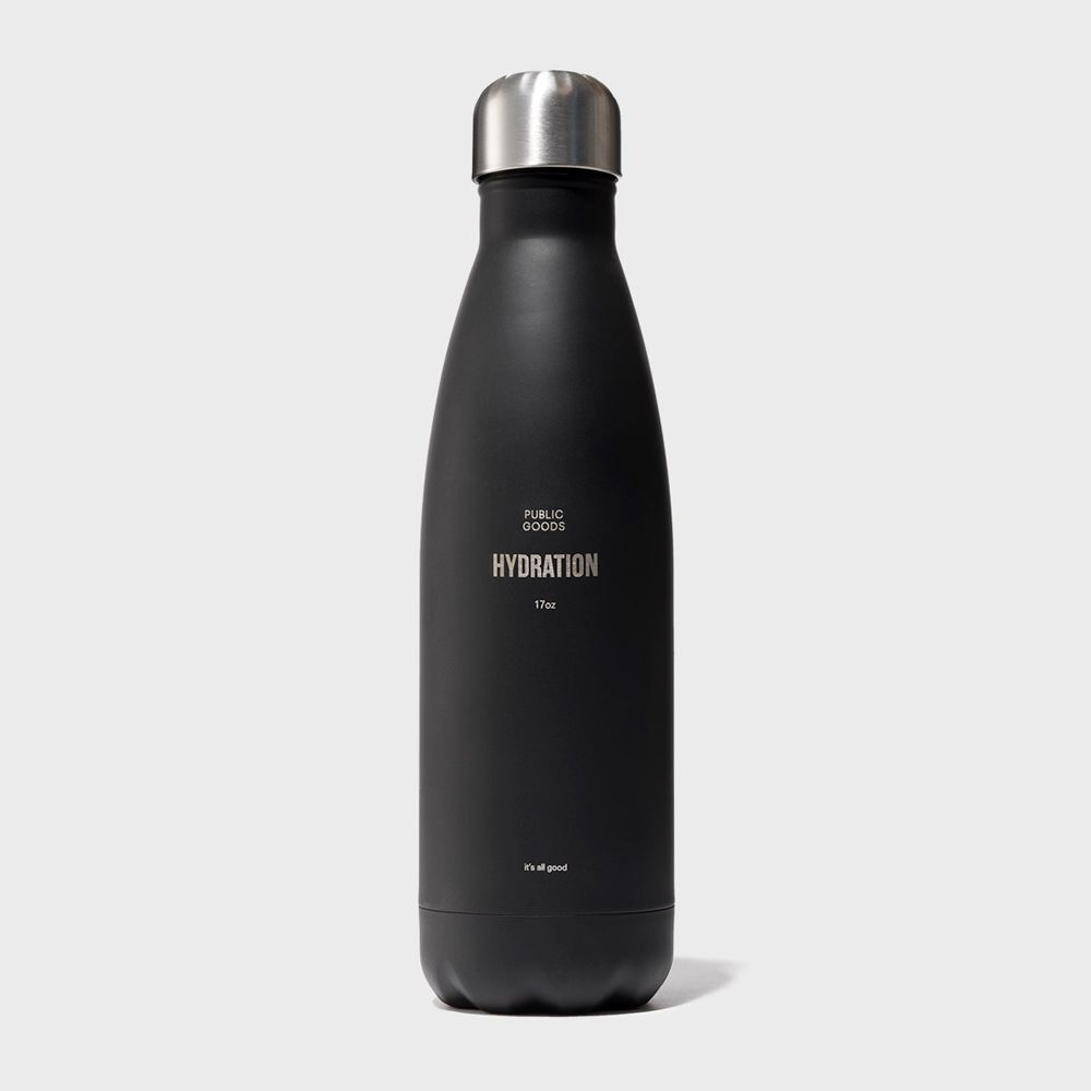 Public Goods Household Vacuum Bottle Black