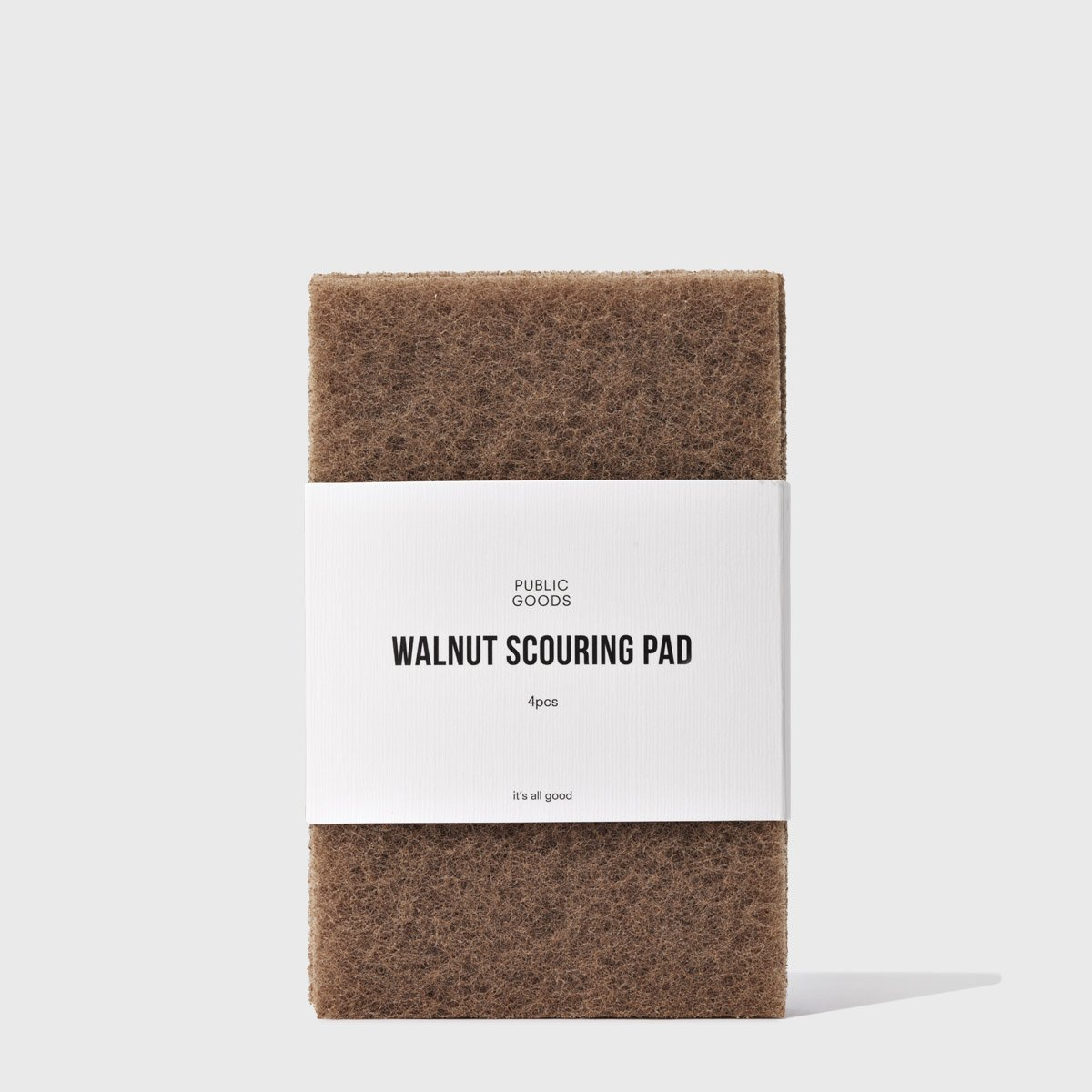 Walnut Scouring Pad (Case of 20)