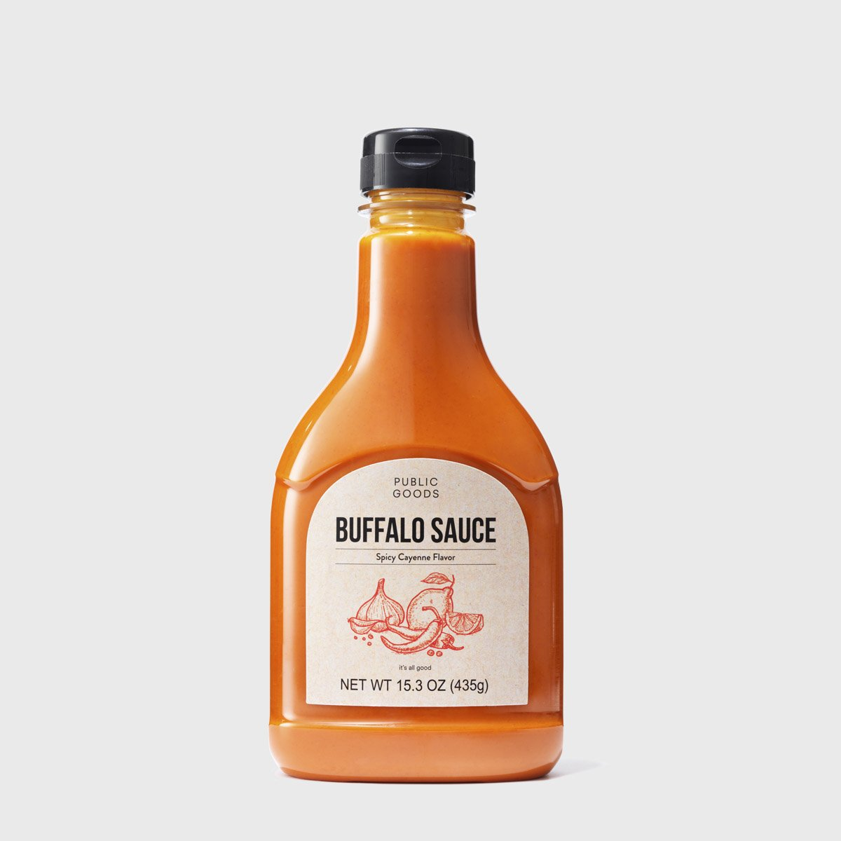 Buffalo Sauce 15.3 oz (Case of 12)