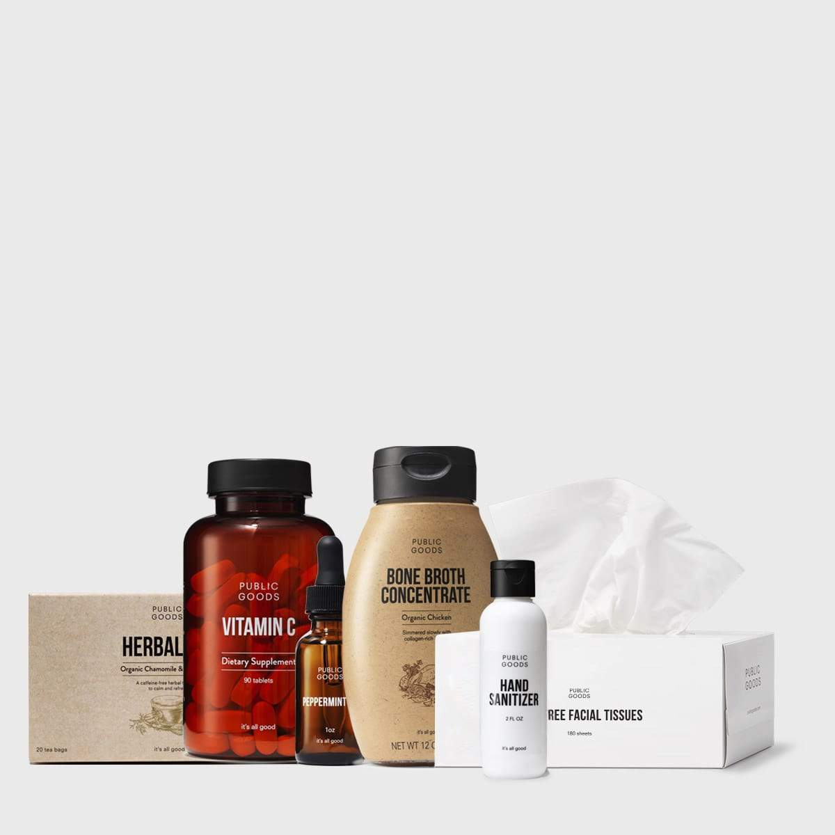 Cold + Flu Care Kit