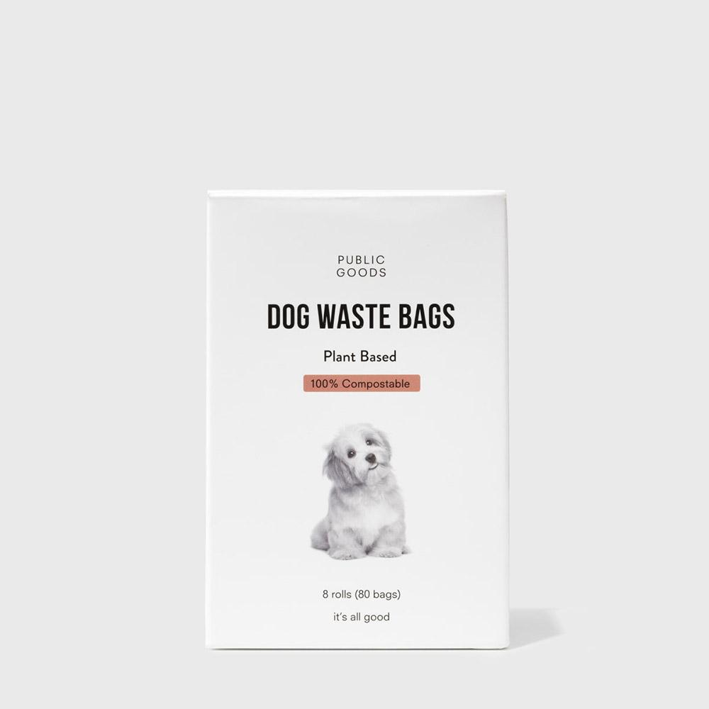 Public Goods Pet Dog Waste Bags