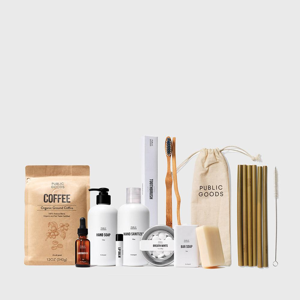 Public Goods Product Set Deluxe Gift Set