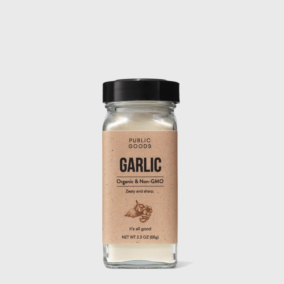 Garlic Powder 2.3 oz (Case of 6)