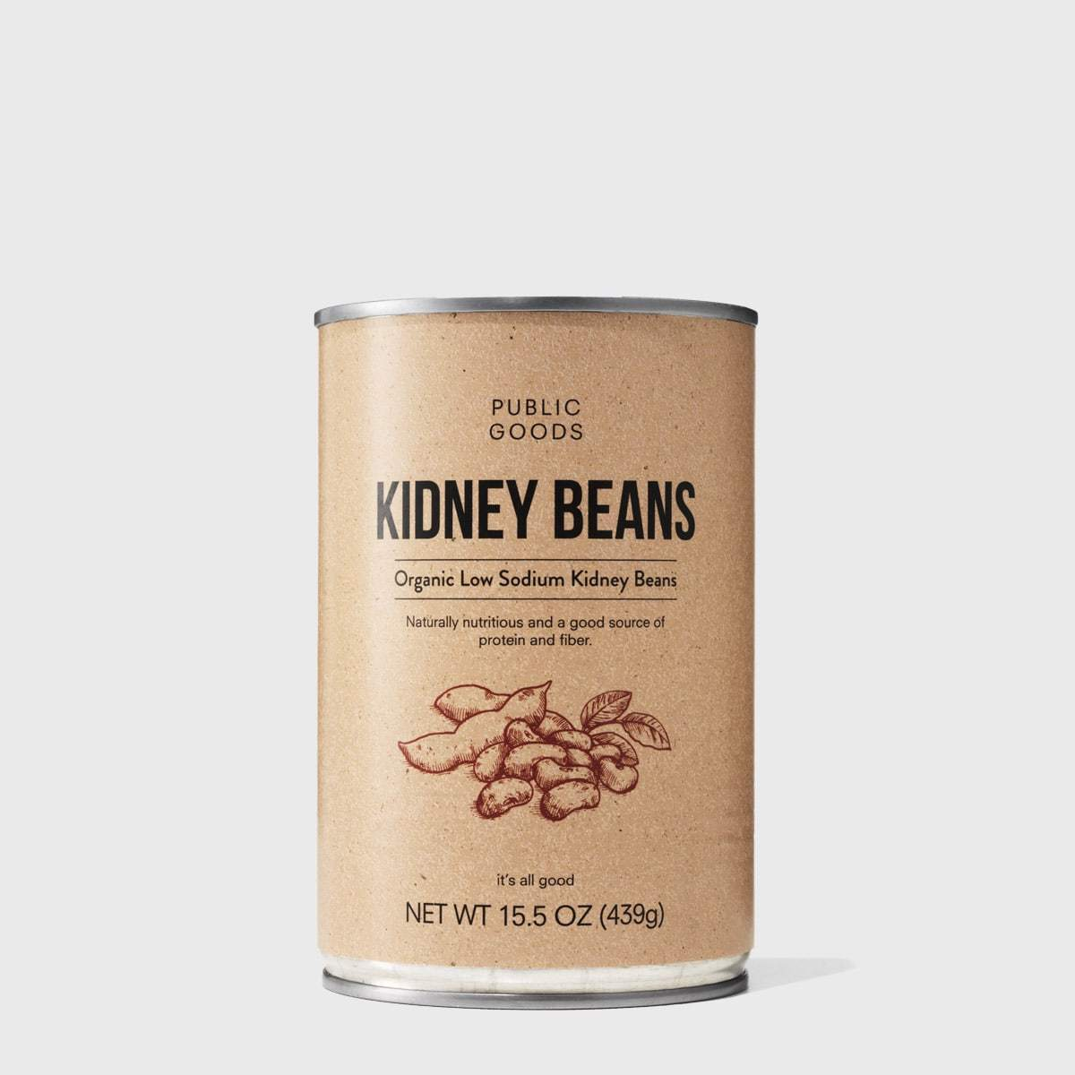 Public Goods Grocery Kidney Beans
