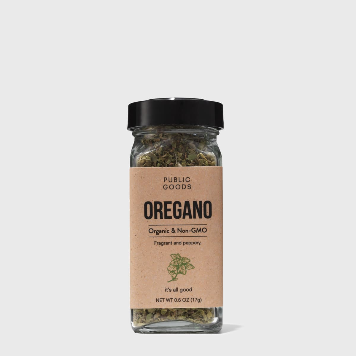 Public Goods Grocery Oregano