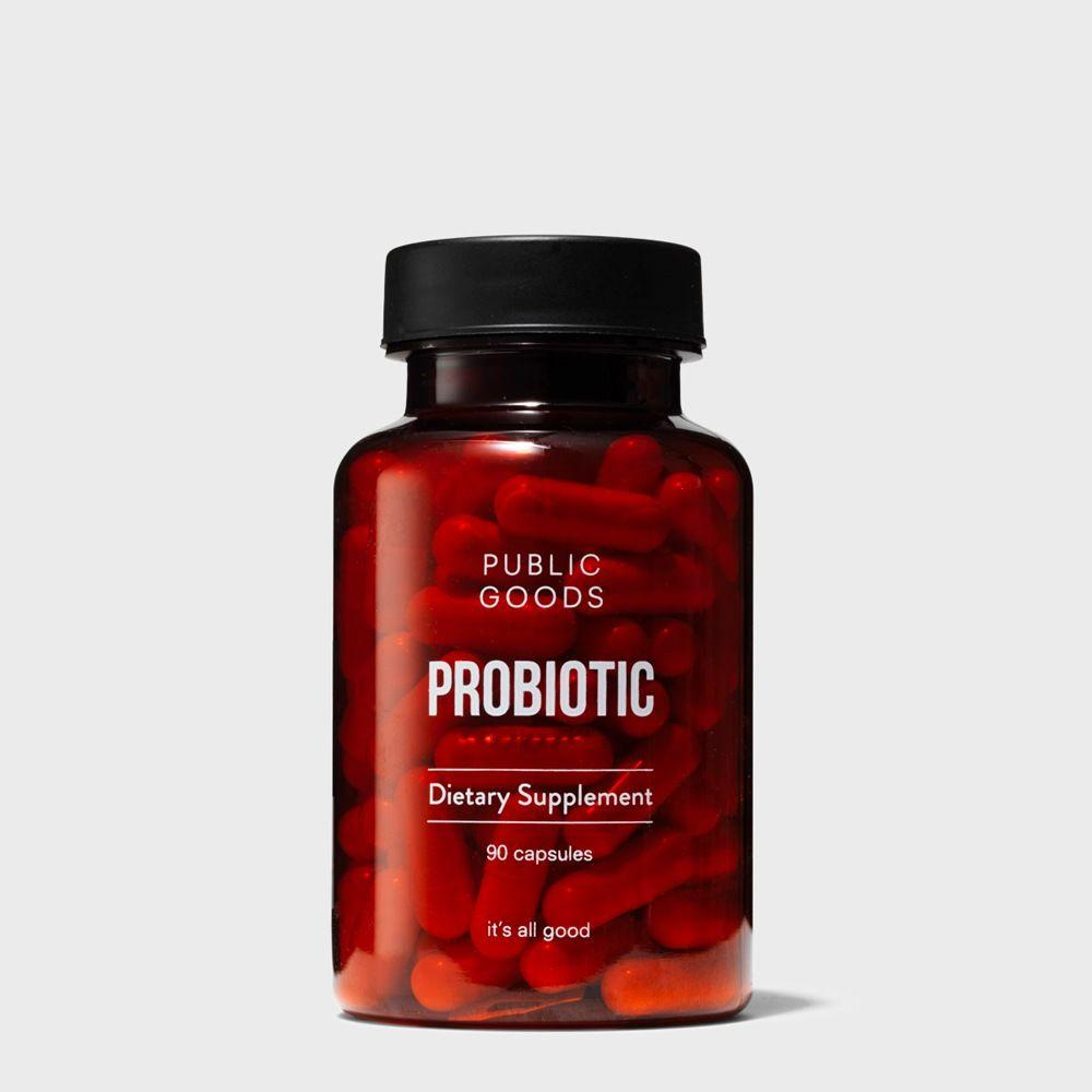 Public Goods Supplement Probiotic