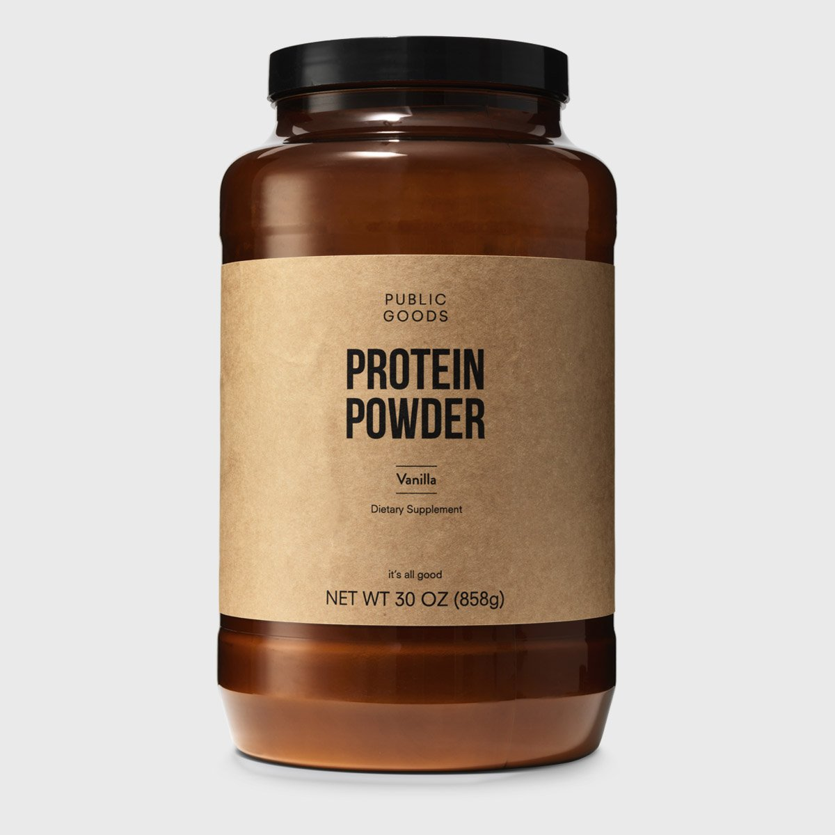 Vanilla Protein Powder 31 oz (Case of 6)