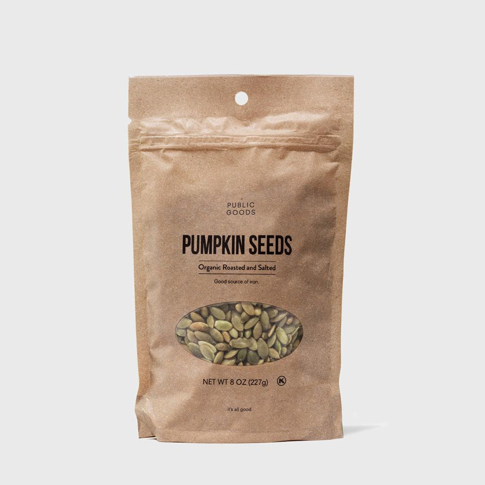 Public Goods Grocery Pumpkin Seeds
