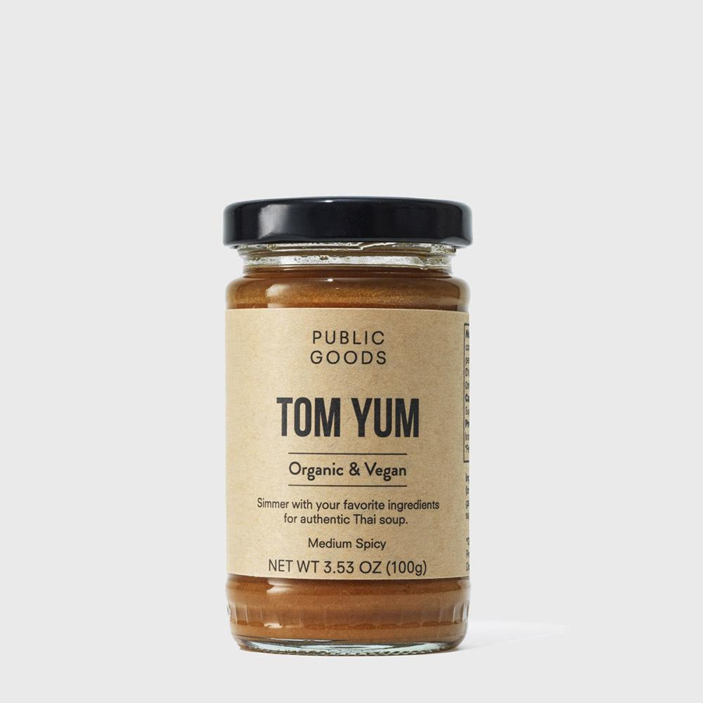 Public Goods Grocery Tom Yum Paste