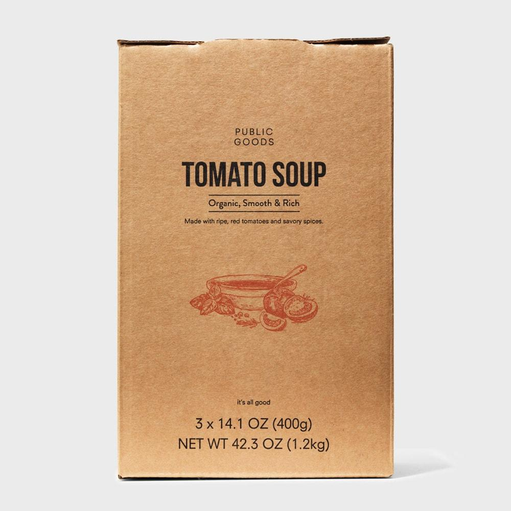 Public Goods Grocery Tomato Soup